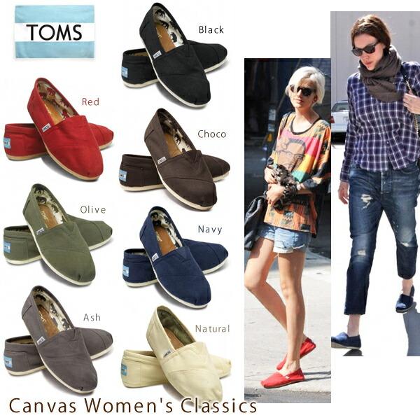 Toms Canvas Shoes for Women