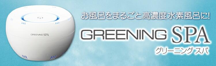 ��ǻ�ٿ�����Ϥ ����˥��� GreeningSPA