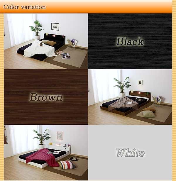 ブラック ブラウン ホワイト