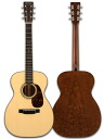 """Martin CTM-00 Style18 """"Quilted Mahogany"""""""