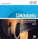 D'Addario EJ11 Light