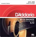 D ' Addario EJ12 Medium