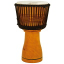 Toca Percussion Master Series Wood Rope Tuned Djembe TMDJ-13NB 《 ジャンベ 》