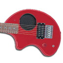 Fernandes ZO-3 LH / left-handed (RED)