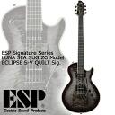 ESP Signature Series ECLIPSE S-V QUILT Sig.
