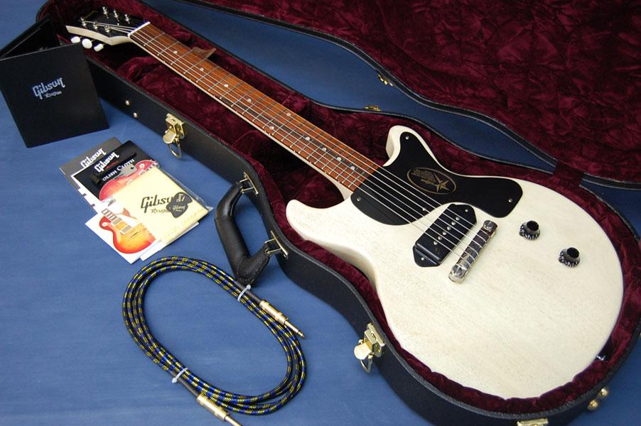 【スタンドセット付】Gibson Custom Shop 1958 Les Paul Junior Double Cut【限定アウトレット】【送料無料】