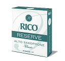 RICO Rico reserve and classic alto sax leads Pack of 10