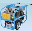 油圧ユニット+油圧ホース