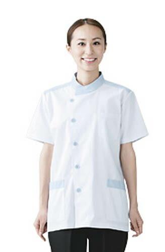 k-uni  라쿠텐 일본: 요리 복 일식 코트 콕 코트 흰색 7 부 소매 ...