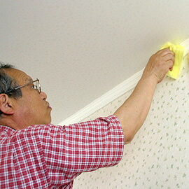 壁紙施工道具「スポンジ」