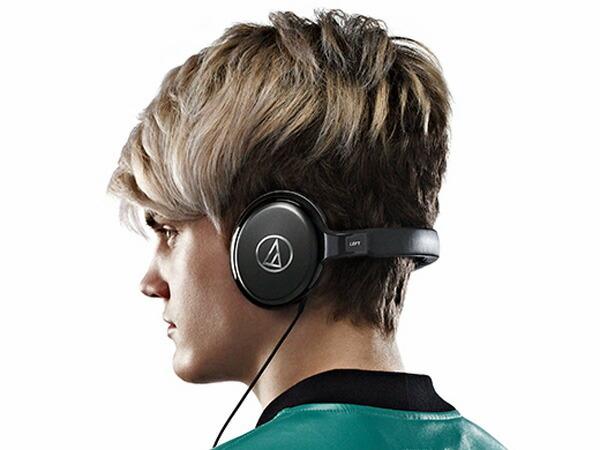 Audio-technica[�����ǥ����ƥ��˥�]�ݡ����֥�إåɥۥ� ATH-S600-BK��ATH-S600-GD��ATH-S600-RD �֥�å���������ɡ���å�