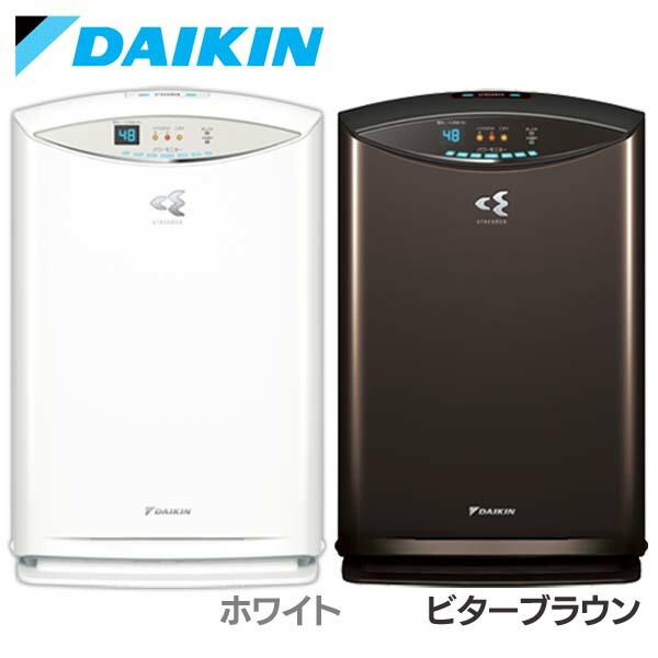 ダイキン〔DAIKIN〕 加湿空気清浄機 TCK70R Wホワイト・Tビターブラウン