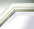 ウェルカムボード・ウエルカムボード:ケンジントン 正八角形 ホワイト