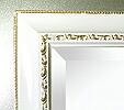 ウェルカムボード・ウエルカムボード:春の女神フローラ ホワイトゴールド(金箔仕立て)