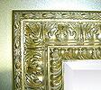 ウエルカムボード・ウエルカムボード:金のウィンザー(銀箔仕立て)