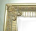 ウエルカムボード・ウエルカムボード:金の紋章(銀箔仕立て)