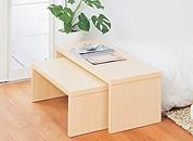ネストテーブル、ネスト・テーブル