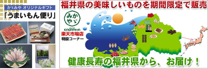 福井県からのお取り寄せ(お祝いGIFT)