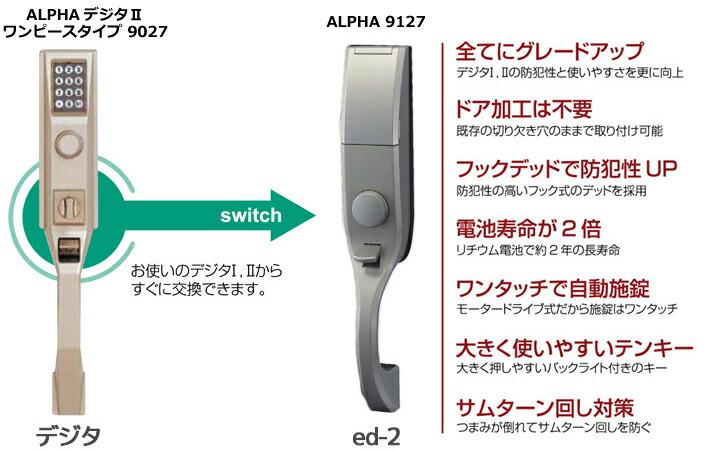 アルファed-2