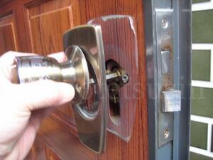 KODAI玄関錠の交換2