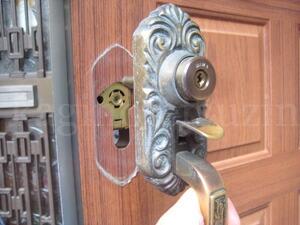 KODAI玄関錠の交換4