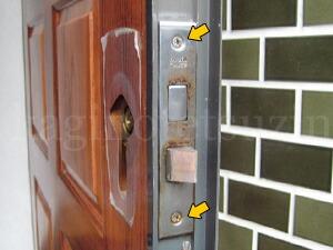 KODAI玄関錠の交換5