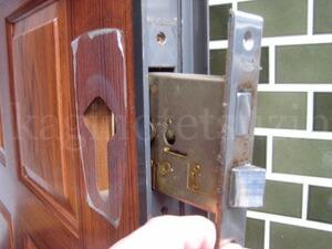 KODAI玄関錠の交換6
