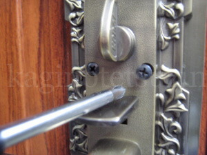 KODAI玄関錠の取付方法6