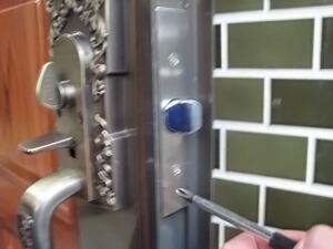 KODAI玄関錠の取付方法7