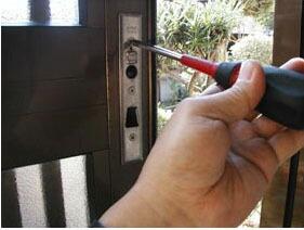 引戸錠の取り外し方3