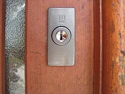 430木製ドアの交換