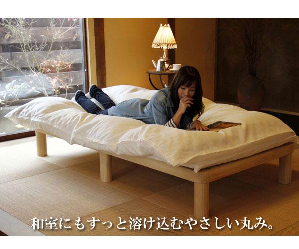 和室に溶け込むシンプルなデザイン