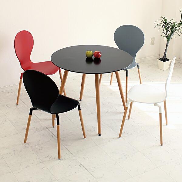 4人圆形餐桌尺寸