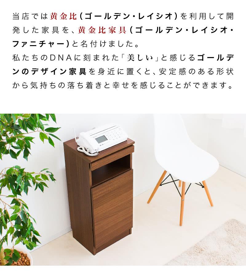 ゴールデン家具はフラットデザインの北欧風インテリアです。