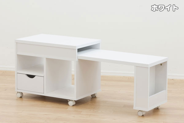 white desk with drawers on both sides drawer pull from both sides is