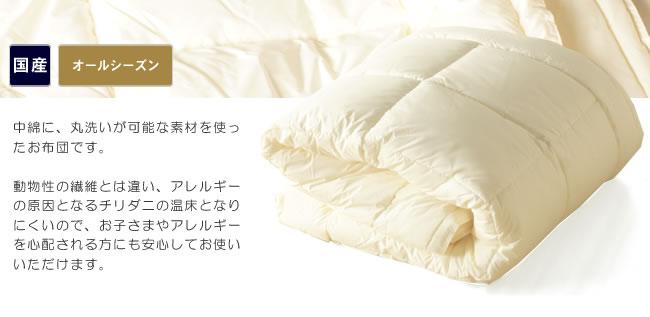 寝具_インビスタ社製クォロフィル布団(オールシーズン用掛け布団)-02