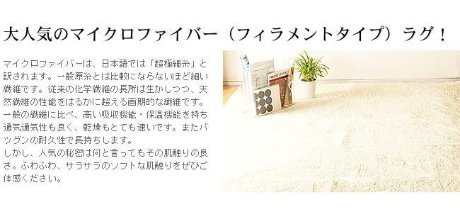 ラグ・カーペット_ふんわりやわらかな肌触りが大人気のラグ-02