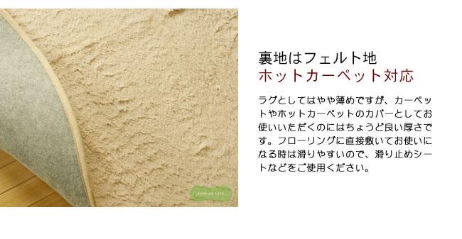 ラグ・カーペット_ふんわりやわらかな肌触りが大人気のラグ-05