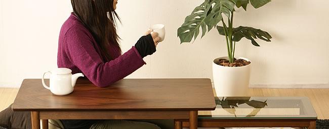 センターテーブル_木製ネストテーブル-13