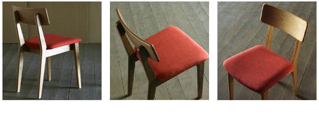 ダイニング_無垢の木製チェアー【プラム】(肘無し椅子)-03