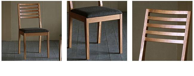 ダイニング_無垢の木製チェアー【モリス】(肘無し椅子)-03