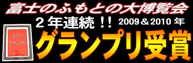 富士のふもとの大博覧会 グランプリ