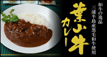 葉山牛カレー1食入