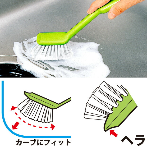 TK平面洗いブラシGR