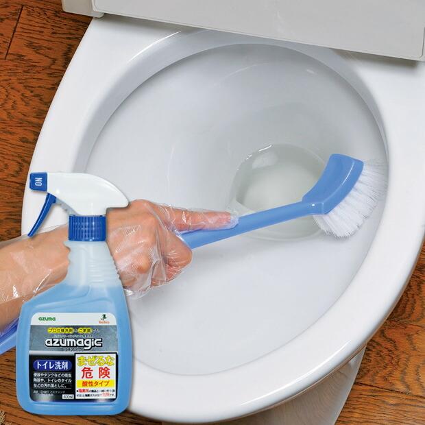 CH857アズマジックトイレ洗剤