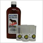 お買い得 ウルフピー液体 340ml/本+専用ディスペンサーセット