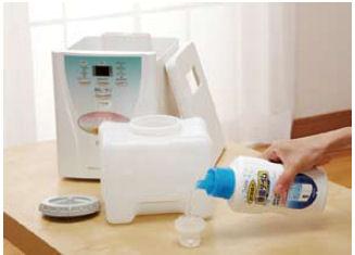 加湿器の除菌タイム 液体タイプ