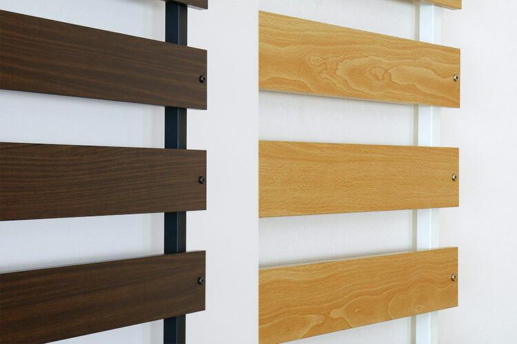 木製突っ張り飾り棚 45cm幅