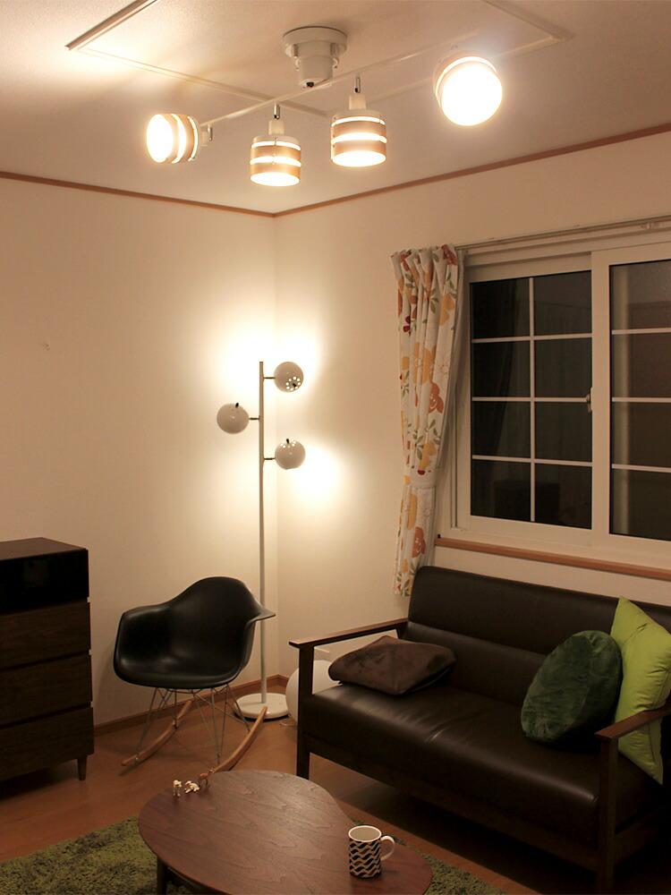 beaubelle  라쿠텐 일본: LED 대응 조명 스포트 라이트 4 불 로미오 ...