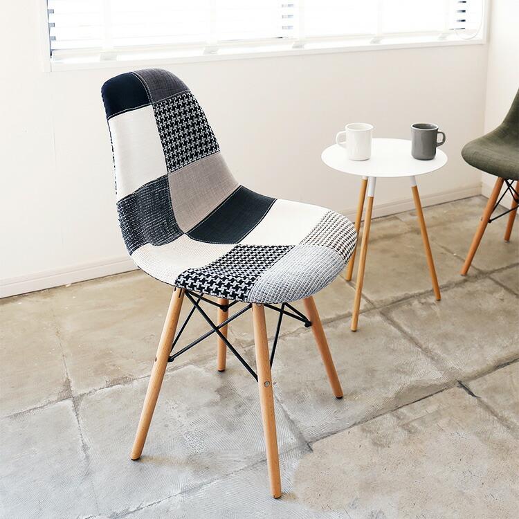 デザイナーズ家具「EAMS CHAIR(イームズチェア)」の画像。当店チェア・スツールランキング2位獲得!